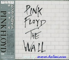 Pink Floyd, The Wall, Toshiba, TOCP-65562.63