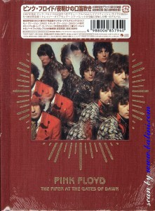 Pink Floyd, The piper at the, gates of dawn (XV), Toshiba, TOCP-70297.99