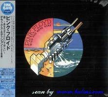 Pink Floyd, Wish you were here, Experience, Toshiba, TOCP-71169.70