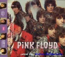 Pink Floyd, The piper at the, gates of dawn, Toshiba, TOCP-8412