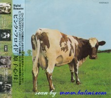 Pink Floyd, Atom heart mother, Toshiba, TOCP-8415