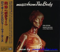 Roger Waters, Music from the body, Toshiba, TOCP-50009