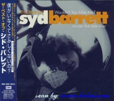 Syd Barrett, Wouldnt you miss me?, Toshiba, TOCP-65765