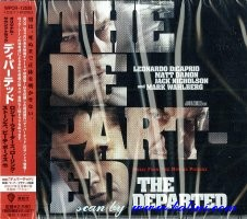 Various Artists, The Departed, WEA, WPCR-12538
