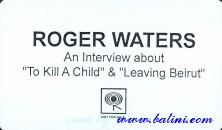 Roger Waters, To Kill the Child, Sony, SICP 695