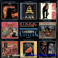 Various Artists, Catalog I, (NTSC Promo), ImageEnt, ID8323IM