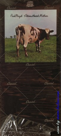 Pink Floyd, Atom heart mother, Capitol, CDP 7 46381 2