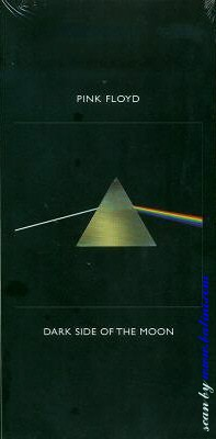 Pink Floyd, The dark side of the moon, (Remaster), Capitol, CDP 7 46001 2 5