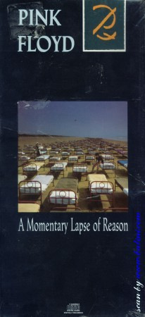 Pink Floyd, A momentary lapse of reason, Columbia, CK 40599