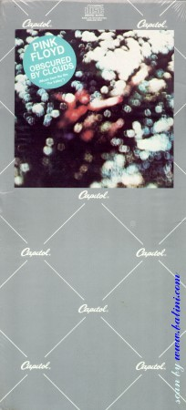 Pink Floyd, Obscured by clouds, Capitol, CDP 7 46385 2