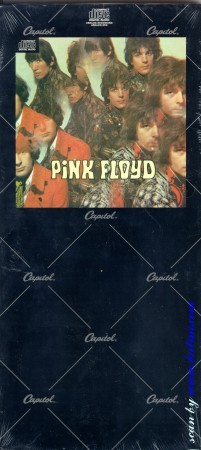 Pink Floyd, The piper at the, gates of dawn, Capitol, CDP 7 46384 2