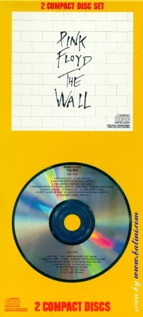 Pink Floyd, The Wall, Columbia, C2K 36183