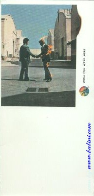 Pink Floyd, Wish you were here, (Remaster), Columbia, 7243 8 29750 2 1