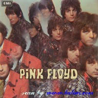 Pink Floyd, The piper at the, gates of dawn, Columbia, SCX 6157