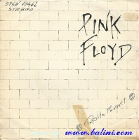 Pink Floyd, Another Brick in the Wall, One of my Turns, Pepita, SPSK 70462