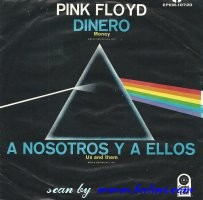Pink Floyd, Money, Us and Them, EMI, EPEM-10720