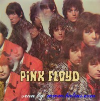 Pink Floyd, The piper at the, gates of dawn, EMI, 7C 062-04292