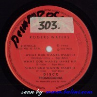 Roger Waters, What god wants, Sony, 81012792