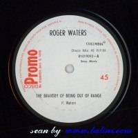 Roger Waters, The Bravery of, Being out of Range, Sony, 81019092