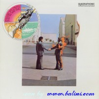 Pink Floyd, Wish you were here, CBS, SQP 234651