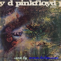Pink Floyd, A saucerful of secrets, Columbia, SCXO 6258