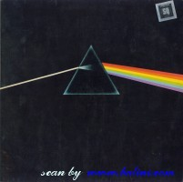 Pink Floyd, The Dark Side of the Moon, EMI, 31C 064 05249QD