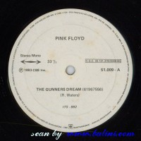 Pink Floyd, The Gunner Dream, Not Now John, Sony, 51.009