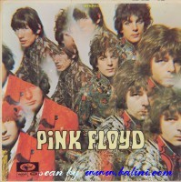 Pink Floyd, The piper at the, gates of dawn (1st), Capitol, ST 6242