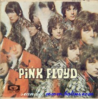 Pink Floyd, The piper at the, gates of dawn (Mono), Capitol, T 6242