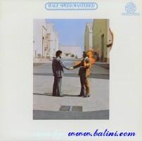 Pink Floyd, Wish you were here, CBS, HC 43453