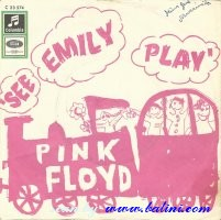 Pink Floyd, See Emily Play, Scarecrow, Columbia, C 23 574