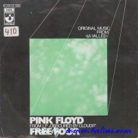 Pink Floyd, Free Four, The Gold its in the�, EMI, 1C 006-05086