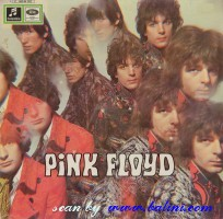 Pink Floyd, The piper at the, gates of dawn, EMI, 1C 062-04292
