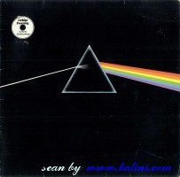 Pink Floyd, The dark side of the moon, EMI, 1C 064-05249