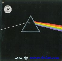 Pink Floyd, The dark side of the moon, (Marbled), EMI, 1C 064-05249