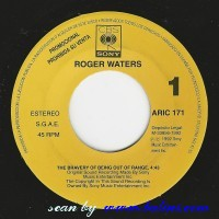 Roger Waters, The Bravery of, Being out of Range, , ARIC 171