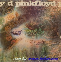Pink Floyd, A saucerful of secrets, Columbia, SCTX 340.770 T