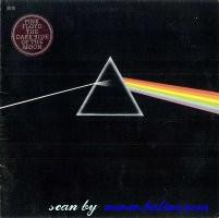 Pink Floyd, The Dark Side of the Moon, EMI, DC 13