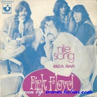 Pink Floyd, The Nile Song, Ibza Bar, Harvest, 2C 006-04506 M