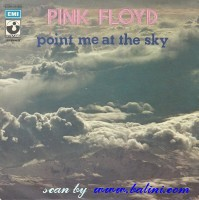 Pink Floyd, Point me at the sky, Careful with that axe, Eugene, EMI, 3C 006-05459