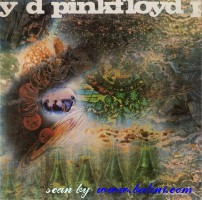 Pink Floyd, A saucerful of secrets, Columbia, SCX 6258