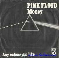 Pink Floyd, Money, Any Color You Like, EMI, 5C 006-05368
