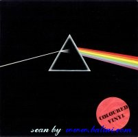 Pink Floyd, The Dark Side of the Moon, EMI, 5C 062-05249