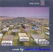 Pink Floyd, A momentary lapse of reason, EMI, 748068 1