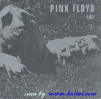 Pink Floyd, Tour 72, Other, TSP-049