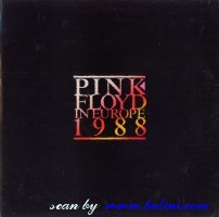 Pink Floyd, In Europe 1988, EMI, PSLP 1016