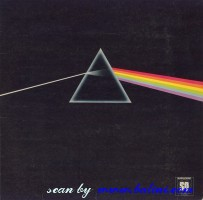 Pink Floyd, The Dark Side of the Moon, EMI, Q4SHVL 804