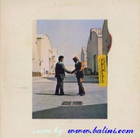 Pink Floyd, Wish you were here, EMI, Q4SHVL 814