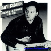 David Gilmour, All Lovers are Deranged, Columbia, AS 1824