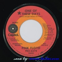 Pink Floyd, One of These Days, Fearless, Capitol, PRO-6378